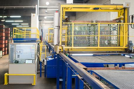Hazisa zincat per als sectors de l'automoció ferroviari i la indústria d'estampació